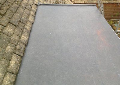 Multiform Flat Roof