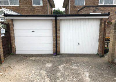 Multiform garages